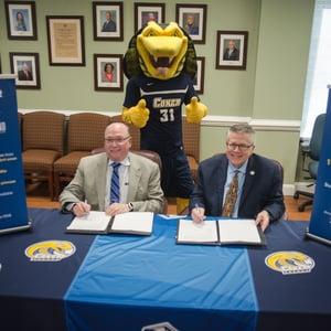 Richmond CC Signing
