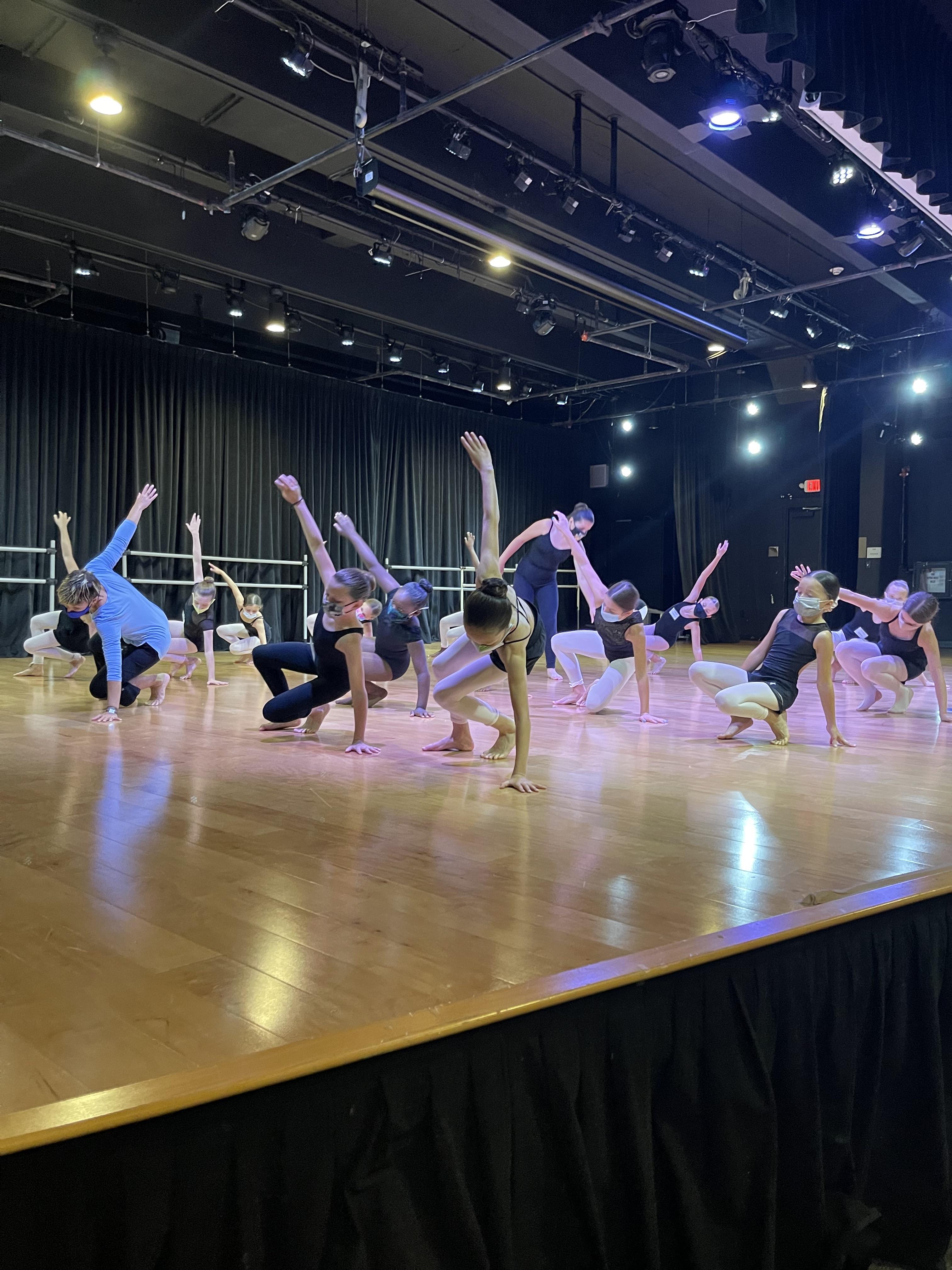 Coker Dean Serves as Master Faculty at Joffrey Miami Ballet Summer Intensive